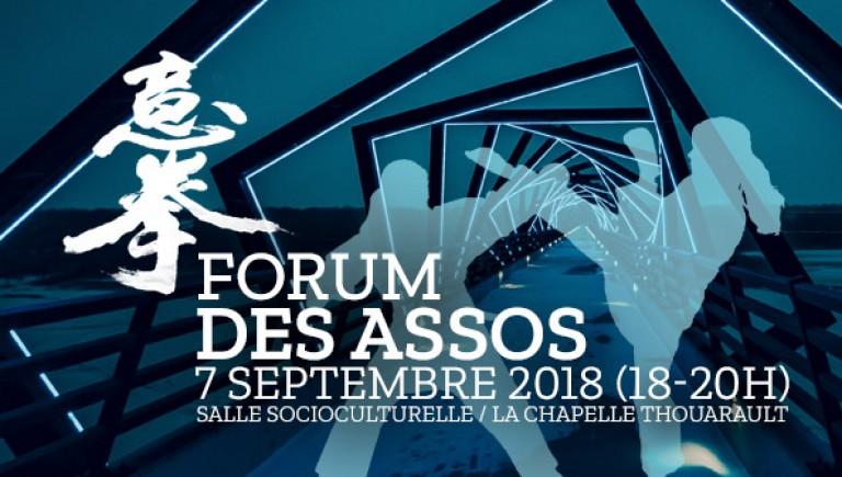Forum des associations de la Chapelle Thouarault